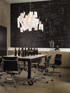 A Divine Dining Room. Interior Designer: Nicole Hollis.