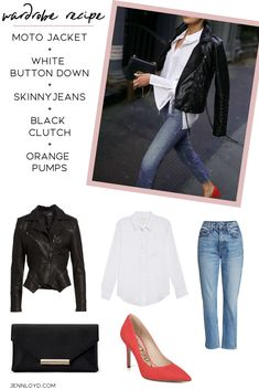 Date Night Outfit Inspiration-How to shop your closet for a similar look! 88e2267ff
