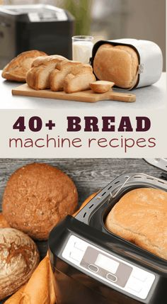The best Breadmaker Recipes on Frugal Coupon Living. Our round-up of favorite homemade bread recipes you can perfect in the bread machine with simple secret recipes to create the best-tasting bread. Easy Bread Machine Recipes, Best Bread Machine, Bread Maker Recipes, Breadmaker Bread Recipes, Sourdough Bread Machine, Bread Machine Banana Bread, Bread Machine Mixes, Bread Machine Rolls, Yeast Bread