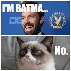 Ben Affleck will ruin Batman.