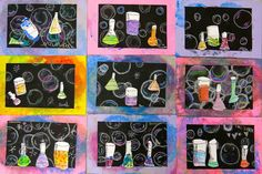 Mad Scientist Creations for First Grade and Beyond!
