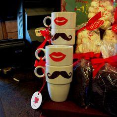 Mugs from Caribou Coffee: $15.99 #Mugs