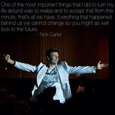 Nick Carter. Life!