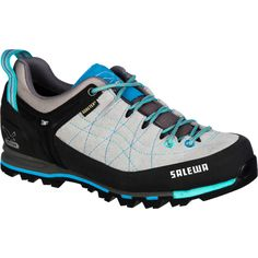approach shoes for women | Salewa Mountain Trainer GTX Approach Shoe - Women's | Backcountry.com