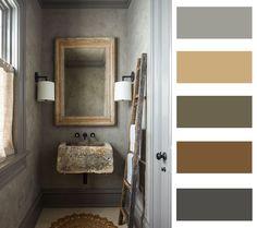 Interior palette by Paleutr