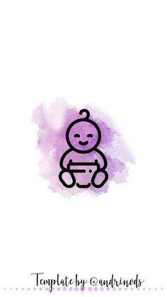 Baby Instagram Logo, Instagram Story, Instagram Background, Instagram Highlight Icons, Cute Icons, Cute Wallpapers, Picture Quotes, Art Pictures, Art Sketches