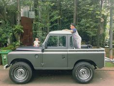 Land Rover 88, Landrover Series, Series 3, Cool Photos, Classic Cars, Thats Not My, Truck, Target, Nice