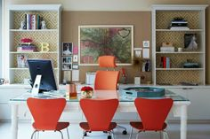 Desk Mate - Keija Minor's Conde Nast Office by Danielle Colding - Lonny