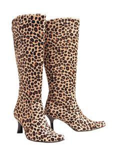 Leopard - Kitten Heel