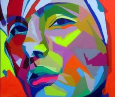 "Saatchi Art Artist Raiber GoH; Painting, ""Everyone knows everything"" #art"