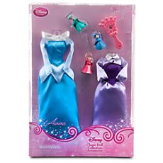 Aurora Classic Doll Collection Accessory Set -- 6-Pc.