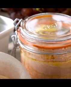 Recette du foie gras en bocal