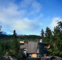 Residencia Whistler,© Sama Jim Canzian