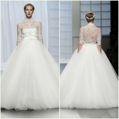 Rosa clará Barcelona bridal fashion week 201626