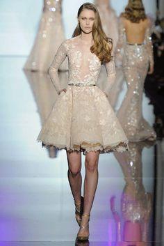 Zuhair Murad Frühjahr/Sommer 2015 Haute Couture - Fashion Shows Haute Couture Style, Couture Mode, Spring Couture, Couture Fashion, Runway Fashion, Fashion Show, Fashion Design, Style Fashion, Zuhair Murad