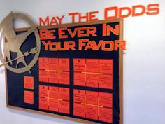 MAP TESTING!!! hunger games classroom decoration - Google Search