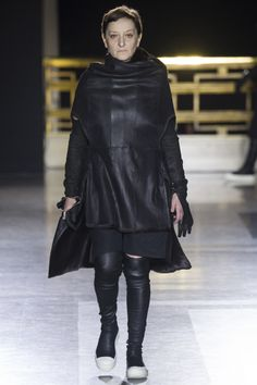 Rick Owens Fall 2014 RTW - Review - Fashion Week - Runway, Fashion Shows and Collections - Vogue