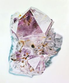 Gemstone paintings by carly waito