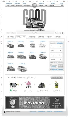 2010 Fiat | Christophe COTIN VALOIS, USER EXPERIENCE CREATIVE DIRECTOR