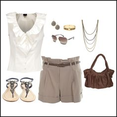 Classic, created by samantha-sivils.polyvore.com