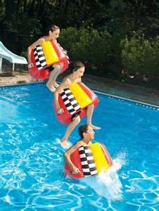 Make A Splash With This Cannon Ball Pool Toy Summer Is Always More Fun