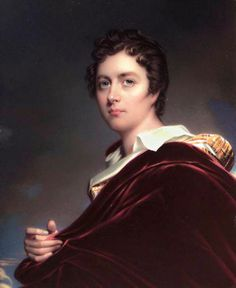 George Gordon Byron (1788 – 1824), known simply as Lord Byron, was an Anglo-Scottish poet and a leading figure in the Romantic movement. He is regarded as one of the greatest British poets and is best known for his amorous lifestyle and his brilliant use of the English language.