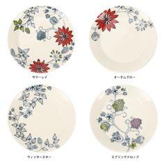 【楽天市場】Arabia アラビア 北欧食器 ルノ プレート(皿) RUNO Plate 26cm【HLS_DU】【RCP】:GULLIVER Online Shopping