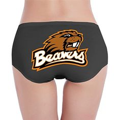 Introducing GHJK Womens Oregon State Beavers LowWaist Hipsters Black L. Great product and follow us for more updates!