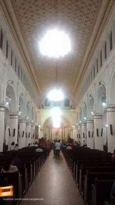 Qué tanto conoces Bucaramanga y su área metropolitana ? Dinos a que iglesia corresponde esta foto. Gracias Nel Riko (http://on.fb.me/1BBc1iE) por compartirla #conoceBucaramanga