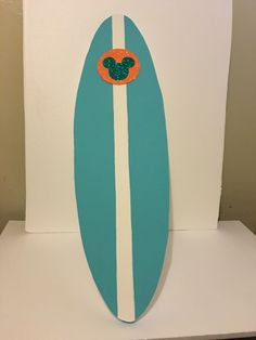 Mickey Mouse surfer board 4ft