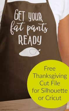 Free Thanksgiving SVG for Silhouette Cameo or Cricut Crafters - by cuttingforbusiness.com
