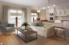 Salon styl Klasyczny - zdjęcie od LIL Design - Salon - Styl Klasyczny - LIL Design