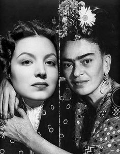 maria felix and frida kahlo - Google Search