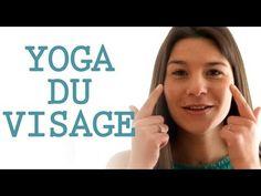 Yoga du visage - YouTube Delphine Bourdet, Yoga Facial, Posture De Yoga, Fitness, Face, Burns, Sleep, Face Yoga, Body Care