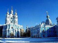 Saint Petersburg, Russian