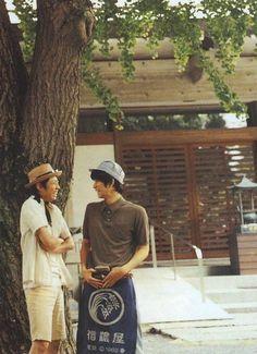 Photo Book, Panama Hat, Cowboy Hats, Handsome, Scene, Guys, Retro, Couple Photos, Idol
