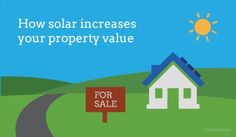 """Solar Can Increase Your Home's Value: Here's How"" You may have heard that installing a solar energy system on your roof can increase the value of your home – but by how much? Get past the sales pitch and understand exactly what solar companies mean when they say that your home value increases when you install solar. From MOTHER EARTH NEWS Blog"