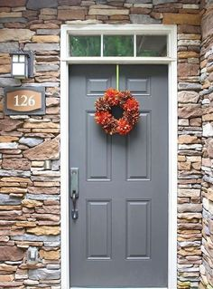 DIY a beautiful fall wreath brimming with faux flowers in 5 minutes