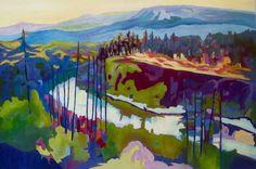 Landscapes - Patricia MacDonald Art