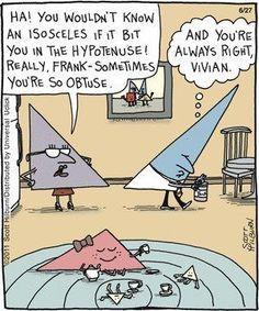 triangle humor - Google Search