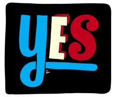 Yes CUSTOM LETTERS 2009 — LetterCult
