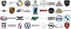 German car brands Car Logos, Automobile Industry, Car Brands, Audi, German, Sport, Symbols, Google Search, Deutsch