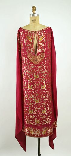 Evening Dress Callot Soeurs, 1926 The Metropolitan Museum of Art