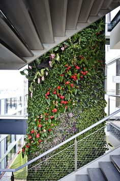 Positive-energy building Green Office Meudon. Meudon-la-forêt, France.
