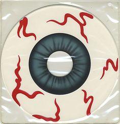 The Residents,The White Single,USA - http://eil.com/shop/moreinfo.asp?catalogid=408936