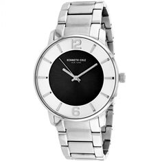 Shop for Kenneth Cole Men's 10031715 Classic Watches. Get free delivery On EVERYTHING* Overstock - Your Online Watches Store! Stainless Steel Bracelet, Stainless Steel Case, Rolex Watches, Watches For Men, Online Watch Store, Classic Man, Bracelet Watch, Jewelry Watches, Quartz