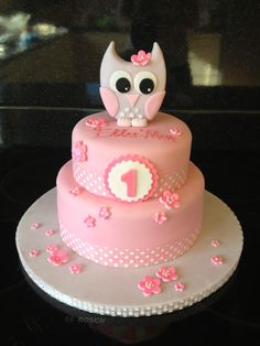 1000+ images about Owl cakes on Pinterest | Owl Cakes, Owl ...