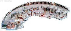"DS9 Promenade - ""Star Trek Deep Space Nine"""