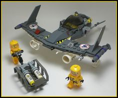 LEGO Lock & Load