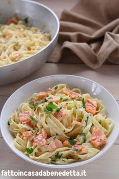 Making Italian Food With Pasta Lunch Recipes, Pasta Recipes, Healthy Recipes, Italian Lunch, Good Food, Yummy Food, Italy Food, No Calorie Foods, Italian Recipes